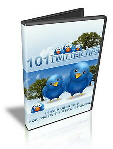 101 Twitter Tips Video Course Digital Dl