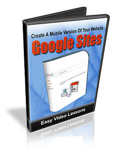 Create A Mobile Version Of Your Website Using Google Sites Video Course Digital