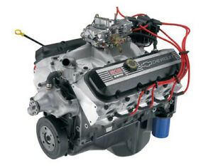 Chevrolet Performance Crate Engine Bbc Zz502 508hp 19419003