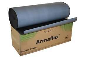 Af Armaflex Armacell 6 Mm 15m2 Self Adhesive Closed Cell Foam Insulation