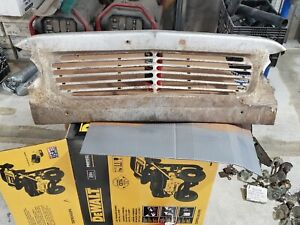 1958 Plymouth Fury Front Valance