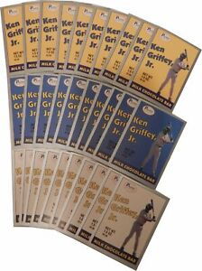 1989 Pacific Trading Cards Ken Griffey Rookies Lot of 30 Mint Cards $59.00