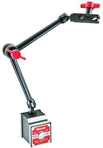 Starrett 657 2 Magnetic Base With Universal Indicator Holder