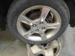 Wheel 15x6 Alloy 5 Notched Spokes Fits 02 03 Mazda Protege 1555808
