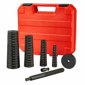 52 Pc 18 65mm Seal Tool Custom Bush Bearing And Seal Driver Set Carrying Case Sw