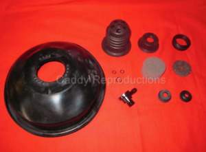 1964 1965 1966 Cadillac Power Brake Booster Rebuild Kit Delco Moraine Brake