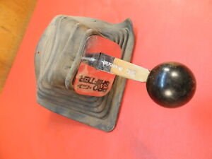 Vintage Mr Gasket Pro Shifter 4 Speed Muscle Car Gasser Hot Rod Rat Rod Race