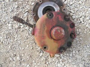 International 300 Utility Ih Tractor Right Disk Disc Brake Assembly W Cover