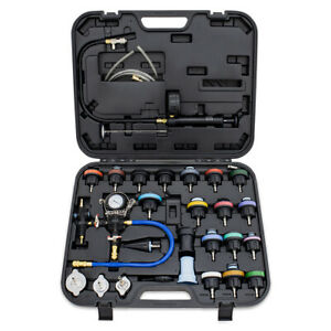 Mishimoto 28 piece Cooling System Pressure Tester And Vacuum Refill Kit