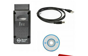 Opcom Op Com Firmware V1 95 Can Obd2 For Opel With Pic18f458 New