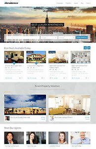 Real Estate Website With Google Maps For Sale Free Hosting