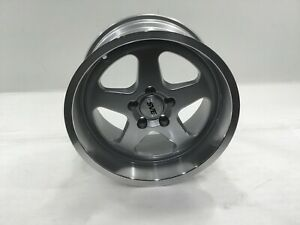 1994 04 Mustang Sve Saleen Sc Style Wheel 17x10 Silver