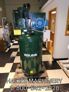 Rolair 7 5 Hp Air Compressor