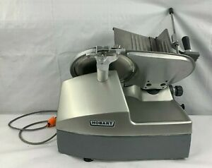 Hobart 2912 12 Commercial Automatic Deli Meat And Cheese Slicer 6 Speeds