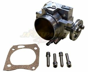 K Series K20 K24 Billet Intake Manifold Throttle Body 70mm Honda Acura Civic Tb