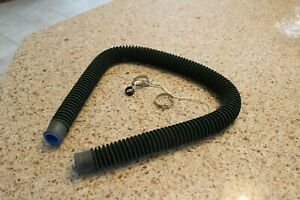 Epdm Rubber Military Oxygen Mask Hose Line New W Clamps