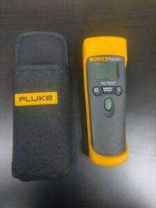 Fluke 65 Infrared Thermometer Carrying Case Fully Tested Excellent Condition