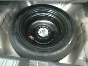 Compact Space Saver Spare Rim And Tire Wheel 6 Cylinder 5 Lug 15x4 Compact Spare