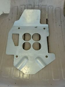 1983 85 Ford Mustang 5 0 302 Holley Carburetor Heat Shield Oem