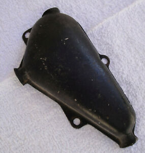 Late 1939 1940 Ford Car 1940 Trucks Original Firewall Wiring Junction Cover