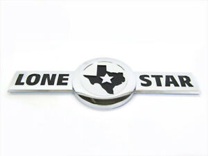 2007 2010 Dodge Ram 1500 2500 3500 Lone Star Edition Emblem Decal Mopar Oem