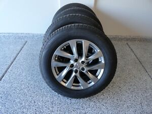 2013 2019 Infiniti Jx35 Qx60 Factory Oem 18 Wheels Rims W Falken Tires 395