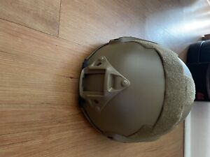 Lancer Tactical MICH 2002 SF Helmet Tan 17957 $25.00