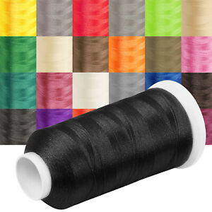 Bonded Nylon Sewing Thread 92 138 T90 T135 For Upholstery Canvas Leather Seat