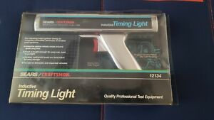Sears craftsman Inductive Timing Light 161 2134 92134 New