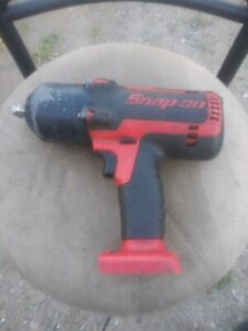 Snap On Ct7850 1 2 Drive 18v Impact With Charger No Battery