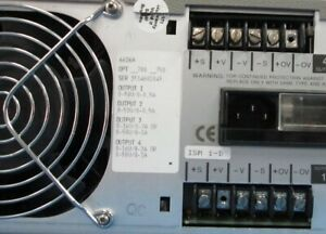 Hp Agilent 6626a Quad Variable Dc Output Power Supply Tested Excellent 2021 Deal