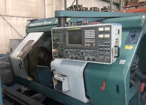 Nakamura tome Tw 20 Live Tool Cnc Lathe 1992 Twin Spindle Twin Turret Fanuc