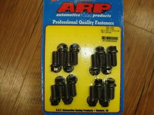Arp Bb Chevy Ford 3 8 Hex Header Bolts 100 1102