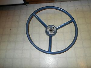 1957 1958 1959 1960 1961 1962 Ford Nos Truck F 100 Car Steering Wheel Or Galaxie