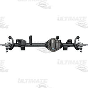 Dana Spicer Ultimate Dana 44 Axle Assembly Jeep Wrangler Jk Front 4 88 Ratio Eld