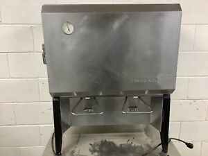 Dual Valve Milk Dispenser Silver King Sk10maj Refrigerated 115 Volts Tested