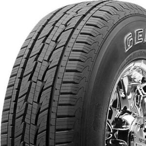 2 New 235 75r15 General Grabber Hts Truck Suv All Season Tires