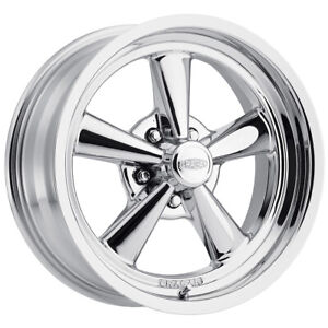 4 New 17x8 Cragar 610c G t Chrome Wheels Rims 00 5x4 75