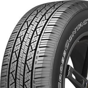 4 New 235 70r16 Continental Cross Contact Lx25 Suv Crossover All Season Tires