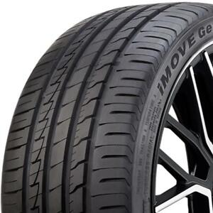 4 New 245 45zr17xl 99w Ironman Imove Gen2 As High Performance All Season Tires