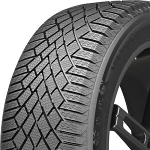 2 New 205 50r17xl 93t Continental Viking Contact 7 Studless Ice Snow Tires