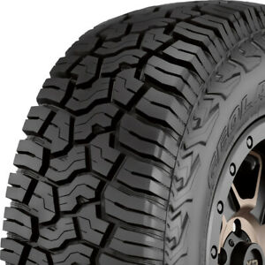 2 New 295 70r17 E 10 Ply Yokohama Geolander X at All Terrain Truck Suv Tires