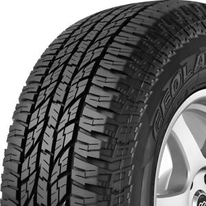 2 New Lt265 75r16 E 10 Ply Yokohama Geolandar At G015 265 75 16 Tires