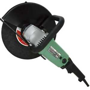 Metabo Hpt Cc12ym 15 amp 12 Ac dc Handheld Cut off Saw New