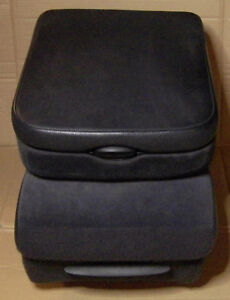 02 03 04 05 Dodge Ram 1500 2500 3500 Center Folding Jump Seat Arm Rest Console
