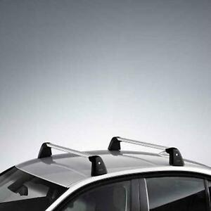 Bmw F30 3 Series Roof Rack Rails Base Bars Luggage Cargo Support 2012 2017 Oem