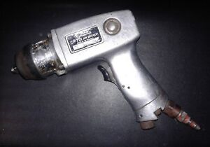 Vintage Chicago Pneumatic Impact Air Wrench Model Cp 721