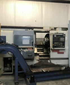 Mori seiki Sl 25y Cnc Lathe 1998 Live Tools T s Barfeed Interface Final Pri