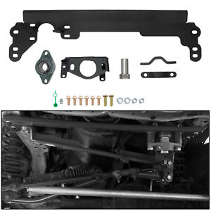 For 1984 2001 Jeep Cherokee Xj Steering Box Brace With Sector Shaft Support