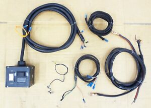 Western Unimount Isarmatic Snow Plow Controller Wiring Harness Feed Control